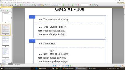 02 Glossika Korean