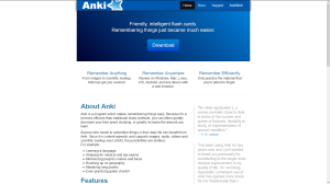 08 Anki Website
